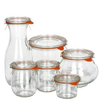 Glaser Und Flaschen Weck Glaser Bestellen Weck Glaser